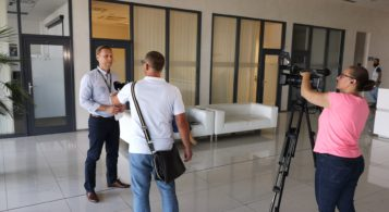Slovak TV: Community Center for Work and Knowledge Mobility